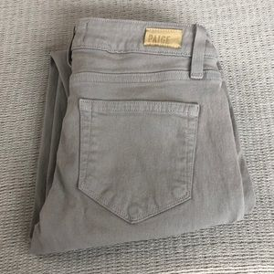 Paige verdugo ankle jeans in gray (24)